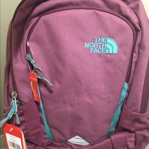 North Face Women's Vault Backpack-NWT